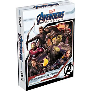 GAMAGO Marvel Avengers End Game Playing Cards