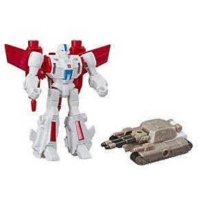 Boy's Transformers Cyberverse Spark Armor Jetfire Action Figure by Hasbro