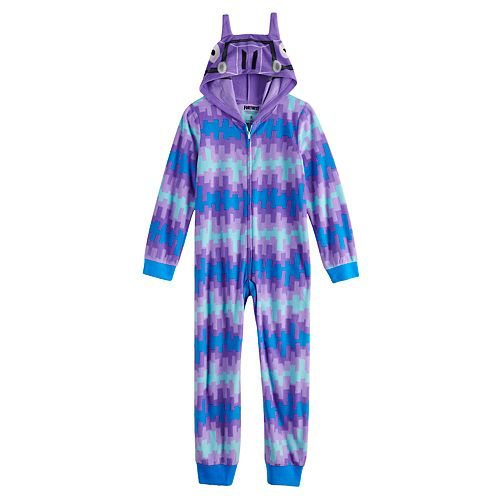 Boy's 8-16 Fortnite Llama Loot Union Suit