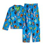 Boys 8-16 Fortnite Battle Teams 2-Piece Pajama Set
