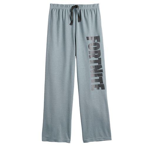 Boys 8-16 Fortnite Logo Sleep Pants