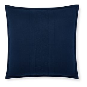 Chaps Pieced Throw Pillow