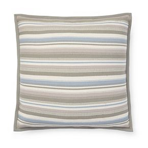 Chaps Striped Woven Throw Pillow