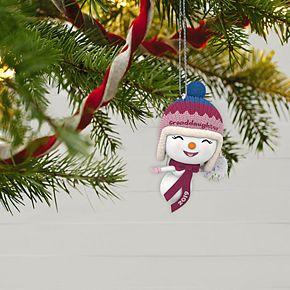 Granddaughter 2019 Hallmark Keepsake Christmas Ornament
