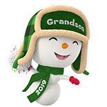 Grandson Snowman 2019 Hallmark Keepsake Christmas Ornament
