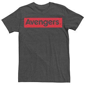 Men's Marvel Avengers Endgame Avengers Tee