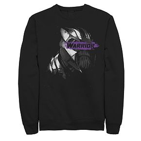 Men's Marvel Avengers Endgame Mad Warrior Sweatshirt