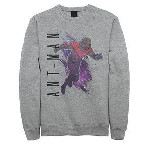 Men's Avengers Ant-Man Galaxy Paint Sweatshirt
