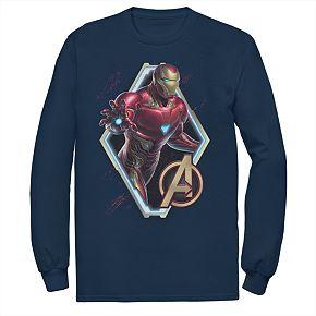 Men;s Marvel Avengers Endgame Iron Man Sweatshirt