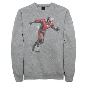 Mens Marvel Avengers Endgame Ant-Man Sweatshirt