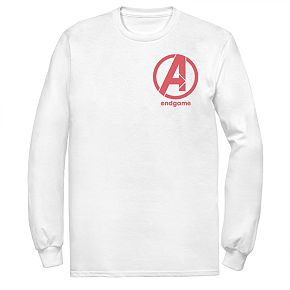Men's Marvel Avengers Endgame Logo Tee
