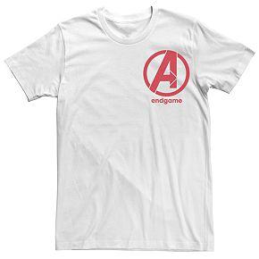 Men's Marvel Avengers Endgame Logo Tee