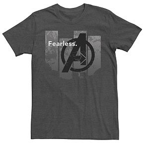 Men's Marvel Avengers Endgame Fearless Tee