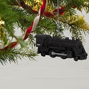 Lionel Trains 1001 Scout Locomotive Metal 2019 Hallmark Keepsake Christmas Ornament