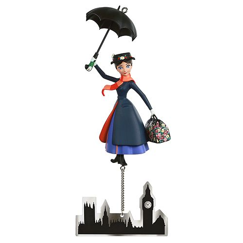 Hallmark Christmas Ornaments 2019.Disney S Mary Poppins The Perfect Nanny 2019 Hallmark