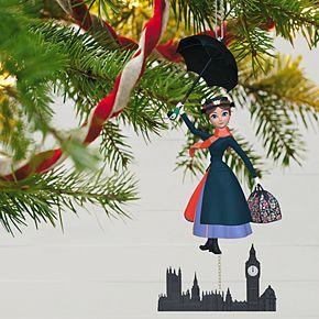 Disney's Mary Poppins: The Perfect Nanny 2019 Hallmark Keepsake Christmas Ornament