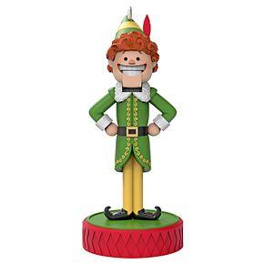 Elf: Son of a Nutcracker! 2019 Hallmark Keepsake Christmas Ornament with Sound