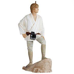 Star Wars: A New Hope Luke Skywalker 2019 Hallmark Keepsake Christmas Ornament