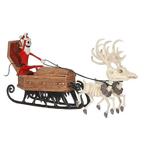 Hallmark Nightmare Before Christmas Ornaments.Tim Burton S The Nightmare Before Christmas Here Comes Sandy Claws 2019 Hallmark Keepsake Christmas Ornament