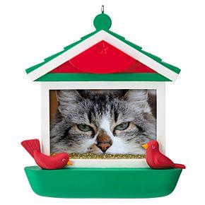 Kitty Claus 2019 Hallmark Keepsake Photo Christmas Ornament
