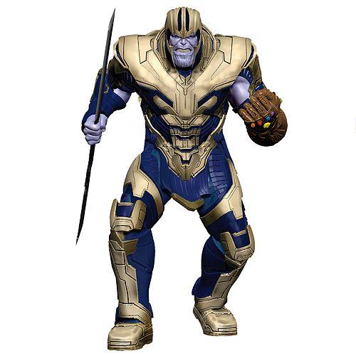 Marvel Studios Avengers Endgame Thanos 2019 Hallmark Keepsake Christmas Ornament