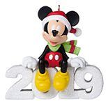 Disney Mickey Mouse: A Year of Disney Magic 2019 Hallmark Keepsake Christmas Ornament