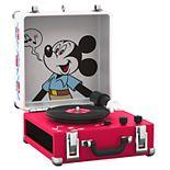 Disney's Mickey Mouse Record Player 2019 Hallmark Keepsake Christmas Ornament with Music
