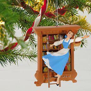 Disney's Beauty & the Beast: Bonjour! 2019 Hallmark Keepsake Christmas Ornament