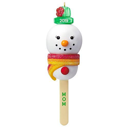 Mom 2019 Hallmark Keepsake Christmas Ornament