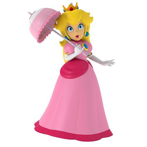 Nintendo Super Mario Princess Peach 2019 Hallmark Keepsake