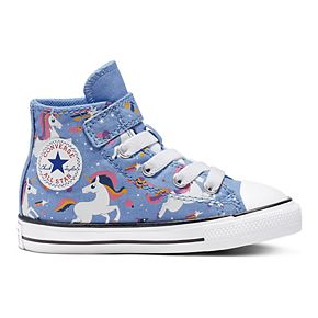 Toddler Girls' Converse Chuck Taylor All Star Unicon High Top Shoes