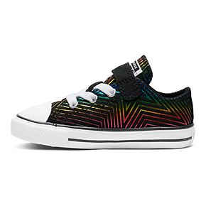 Toddler Girls' Converse Chuck Taylor All Star All the Stars 1V Sneakers
