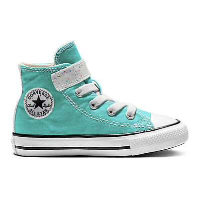 Toddler Girls' Converse Chuck Taylor All Star Galaxy Dust High Top Shoes