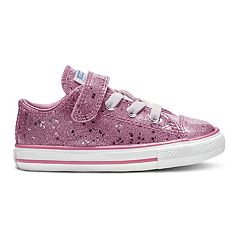 fa8f432c3 Toddler Girls' Converse Chuck Taylor All Star Galaxy Glimmer Sneakers