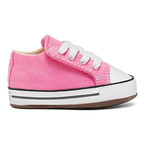 Infant Girls' Converse Chuck Taylor All Star Crib Shoes
