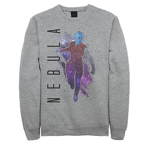 Men's Marvel Avengers Endgame Nebula Sweatshirt