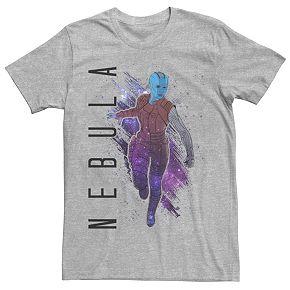 Men's Marvel Avengers Endgame Nebula Tee
