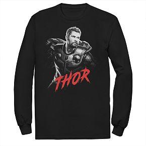 Mens Marvel Avengers Endgame Thor Tee