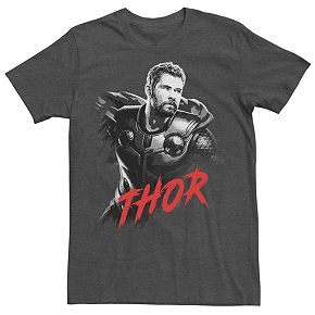 Men's Marvel Avengers Endgame Thor Tee