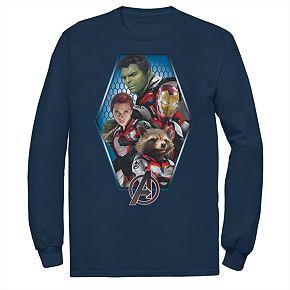 Men's Marvel Avengers Endgame Group Suit Tee