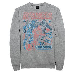 Men's Marvel Avengers Endgame Mightiest Sweatshirt