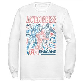 Men's Marvel Avengers Endgame Mightiest Tee
