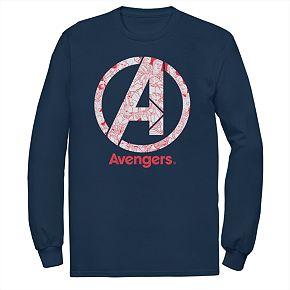 Men's Marvel Avengers Endgame Logo Art Tee