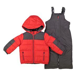 Baby Boy OshKosh B'gosh Colorblock Snowsuit