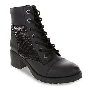 sugar Klondike Women's Combat Boot