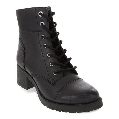 sugar Klondike Women's Combat Boot