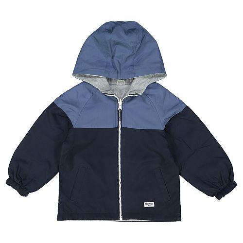 Boys 4-12 OshKosh B'gosh® Blue Reversible Jacket