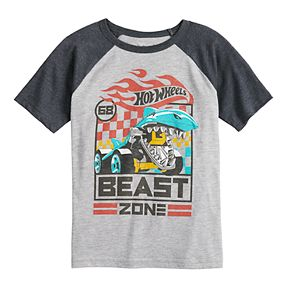 Boys 4-12 Jumping Beans® Hot Wheels Beast Zone Graphic Tee