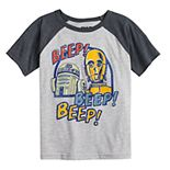 Boys 4-7 Jumping Beans® Star Wars R2-D2 & C-3PO Graphic Tee