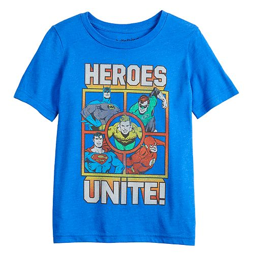 Boys 4-7 Jumping Beans® DC Comics Justice League Graphic Tee